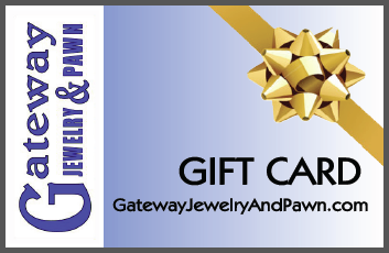Gateway Gift Card with Border